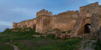 Citadel on the Dniester estuary Royalty Free Stock Photo