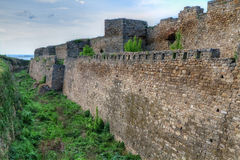 Citadel on the Dniester estuary Royalty Free Stock Image