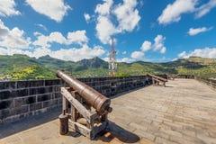 Citadel Fort Port Louis - Travel In Mauritius Stock Photo