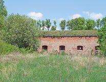 Citadel in Grudziadz Stock Images