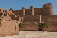 Citadel of Herat - afghanistan Royalty Free Stock Photo