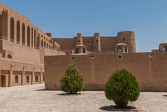 Citadel of Herat - afghanistan Stock Images