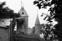 Citadel, historical defense buildings Royalty Free Stock Photography