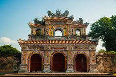Citadel in Hue Stock Images