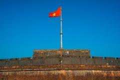 Citadel of Hue Royalty Free Stock Photos