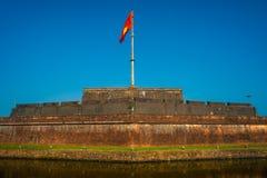 Citadel of Hue Stock Photos