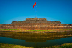 Citadel of Hue Royalty Free Stock Photography