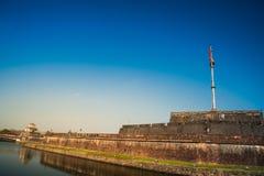 Citadel of Hue Royalty Free Stock Image