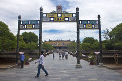 Citadel in Hue Stock Photos
