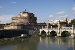Citadel i stad royaltyfri bild