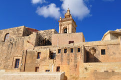 The Citadel,island Gozo Royalty Free Stock Photos
