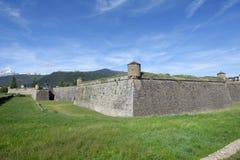 Citadel of Jaca in Huesca province, Aragon, Stock Photos