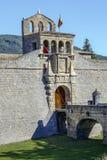 Citadel of Jaca, Spain Stock Photography