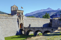 Citadel of Jaca, Spain Stock Photos