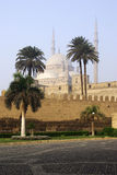 Citadel in Kaïro. Stock Fotografie