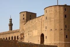 Citadel, Kaïro, Egypte Royalty-vrije Stock Foto's