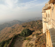 Citadel of Kumbhalgarh Royalty Free Stock Image