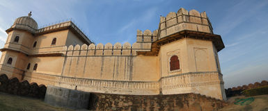Citadel of  Kumbhalgarh Fort Royalty Free Stock Photography