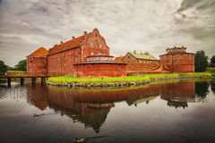 Citadel in Landskrona Stock Images