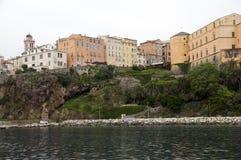 Citadel medieval architecture Bastia Corsica Stock Photo