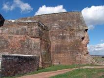 Citadel met Jongen royalty-vrije stock foto