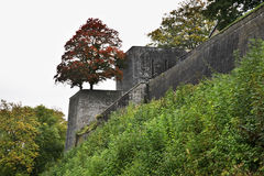 Citadel of Namur. Wallonia. Belgium Stock Photography