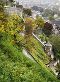 Citadel of Namur. Wallonia. Belgium Stock Images