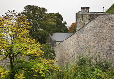 Citadel of Namur. Wallonia. Belgium.  Stock Image