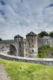 Citadel of Namur in Walloon Region, Belgium Stock Photos