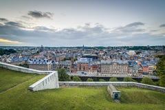 Citadel of Namur in Walloon Region, Belgium Stock Photography