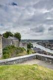 Citadel of Namur in Walloon Region, Belgium Stock Images