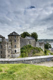 Citadel of Namur in Walloon Region, Belgium Royalty Free Stock Photos