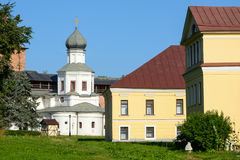 The Citadel Of Novgorod The Great Royalty Free Stock Images