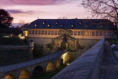 Citadel Petersburg in Erfurt Stock Photos