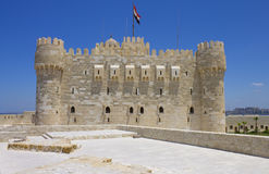 Citadel of Qaitbay Royalty Free Stock Image
