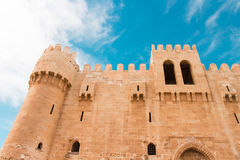 Citadel of Qaitbay Royalty Free Stock Images