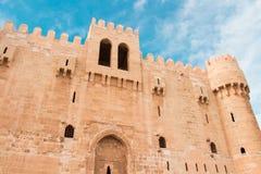 Citadel of Qaitbay Royalty Free Stock Photography