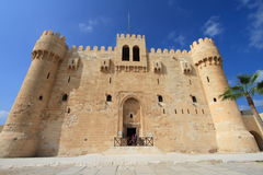 Citadel of Qaitbay, Egypt Royalty Free Stock Image