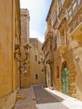 Citadel in Rabat, Gozo Stock Photography