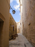Citadel in Rabat, Gozo Royalty Free Stock Photo