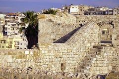 Citadel of Raymond de Saint-Gilles Royalty Free Stock Photos