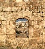 Citadel of Raymond de Saint-Gilles in Tripoli Royalty Free Stock Image