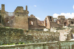 Citadel ruins Royalty Free Stock Photo