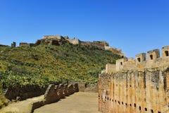 Citadel of Sagunto, Spain Royalty Free Stock Photos