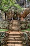 Citadel of Sigiriya - Lion Rock Stock Photos