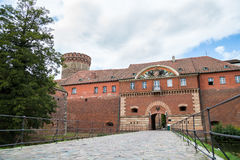 Citadel Spandau Royalty Free Stock Photo