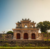 Citadel in Tint stock foto