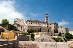 Citadel van Bastia Stock Afbeeldingen