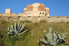 Citadel van Heilige Tropez, Frankrijk Stock Foto