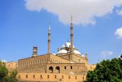 Citadel van Kaïro, Egypte Stock Afbeeldingen
